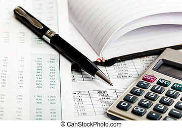 Accounting. - Facilities for conducting business in the...