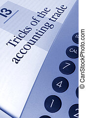 Accounting Tricks - Tricks of the accounting trade still...