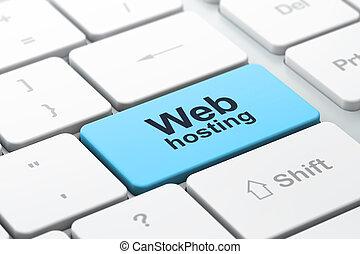 accueil enchaînement, informatique, conception, clavier, seo...