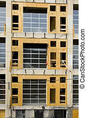 accumulation, construction, sous, fin