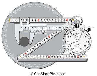 accuratezza, calibrare