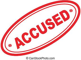 accused word stamp1