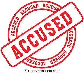 accused word stamp2