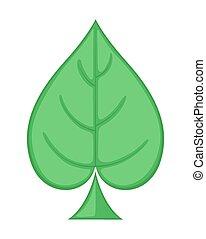 Ace Heart Leaf