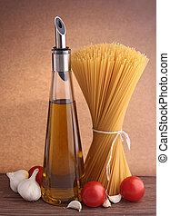 aceite de cocina, ingrediente