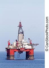 aceite y gas