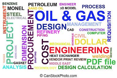 aceite y gas, industria