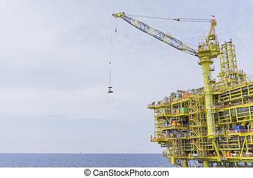 aceite y gas, industrial