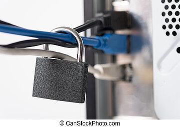 acesso, para, dispositivo digital, é, proibido