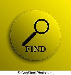 achar, ícone