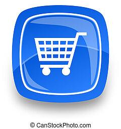 achat internet, icône