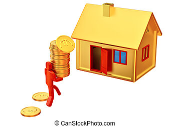 Maison avenir graphique csp6029698 - Avenir maison ...