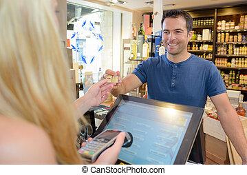 achat, local, santé, magasin