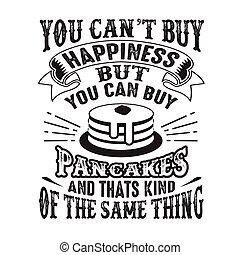 achat, mais, bon, chose, t, espèce, boîte, bonheur, crêpes, ...