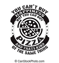 achat, pizza, mais, bon, chose, t, espèce, boîte, bonheur, ...