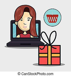 achats, conception, ligne