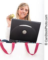 achats en ligne, tentation