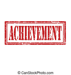 Achievement-stamp