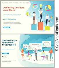 Achieving Business Excellence, Business Solution