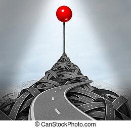 Achieving Your Goals - Achieving your goals and following...