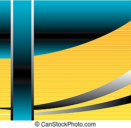 achtergrond., abstract, vector