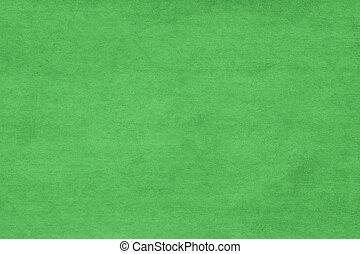 achtergrond., abstract, vilt, fluweel, groene