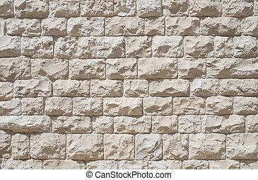 achtergrond., brickwall