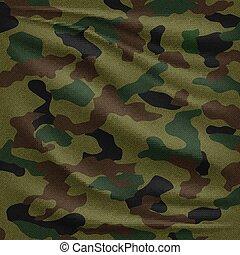 achtergrond, camouflage, vector, textuur