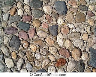 achtergrond, cobblestone