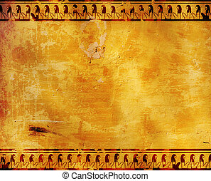 achtergrond, egyptisch