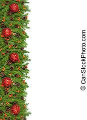 achtergrond., eva, kerstmis, kader
