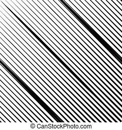 achtergrond., gebogen, lineair, lineal, schuin, ontwerp,...