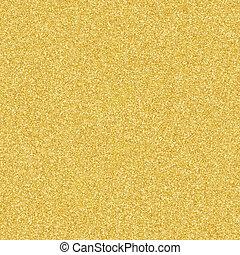 achtergrond., goud, seamless, textuur
