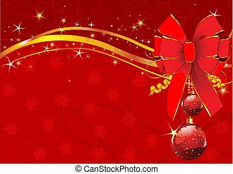 achtergrond, kerstmis