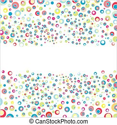 achtergrond., kleurrijke