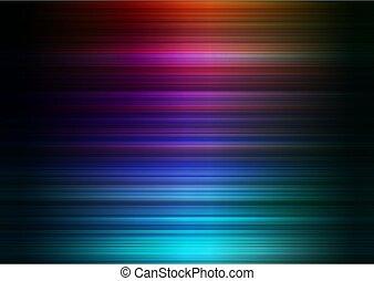 achtergrond, lijnen, snelheid, kleurrijke