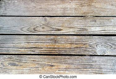 achtergrond, met, van hout grondslagen