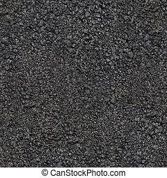 achtergrond., seamless, asfalt