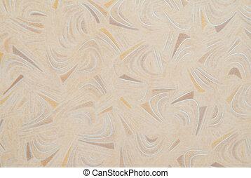 achtergrond., textute, beige, oppervlakte, marmer