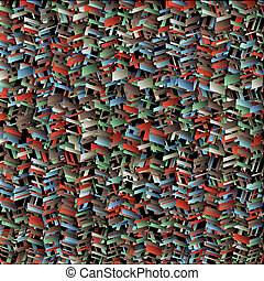 achtergrond, vector, abstract
