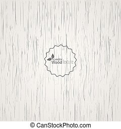 achtergrond., witte , hout
