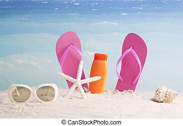 achtergrond, zomer