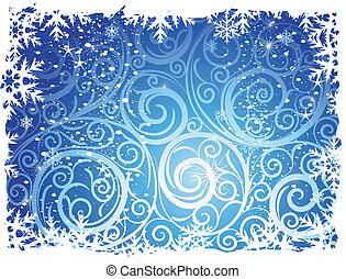 achtergronden, winter