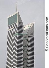 Acico Twin Towers in Dubai