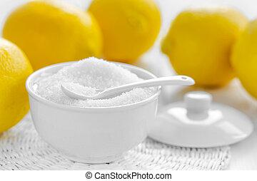acido, citrico