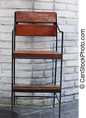 acier, chair.