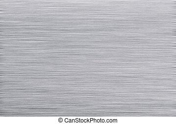 acier inoxydable, texture