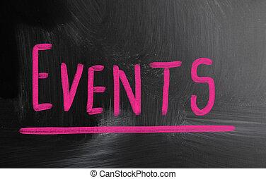 acontecimientos