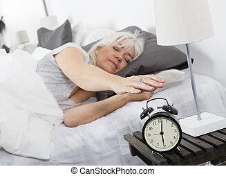 acorde-se, mulher