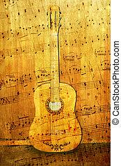 acoustic gitár